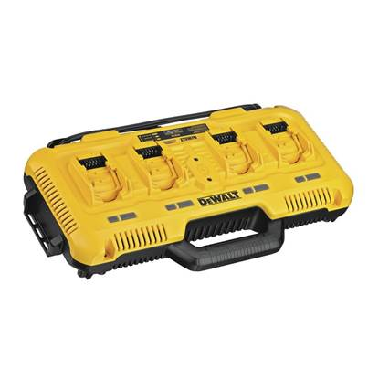 DEWALT DCB104 XR 4 Port Fast Charger