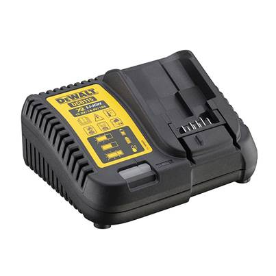 DEWALT DCB115 XR Multi-Voltage Charger 10.8-18V Li-ion