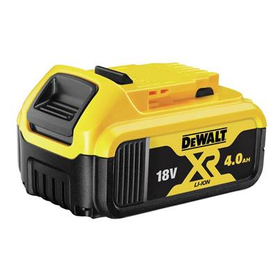 DEWALT XR Li-Ion Slide Battery Pack
