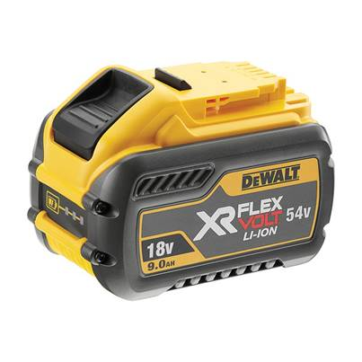 DEWALT DCB54 XR FlexVolt Slide Li-ion Batteries