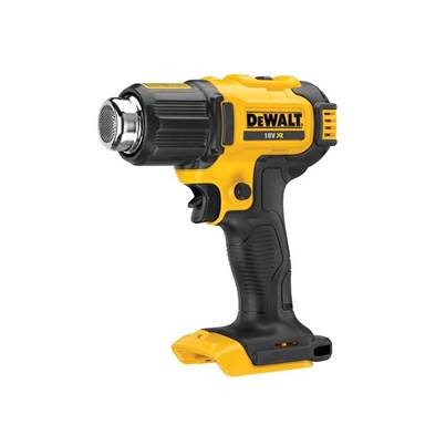 DEWALT DCE530N XR Cordless Heat Gun 18V Bare Unit