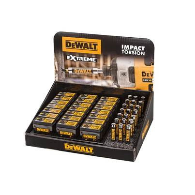 DEWALT DT70621T Tic-Tac Bits With Holder Display 21 Pieces