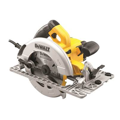 DEWALT DWE576K Precision Circular Saw with Track Base