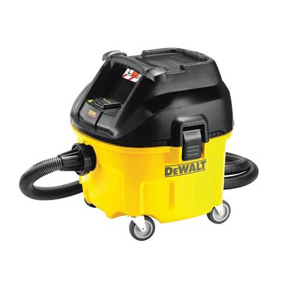 DEWALT DWV901 Wet & Dry Dust Extractor