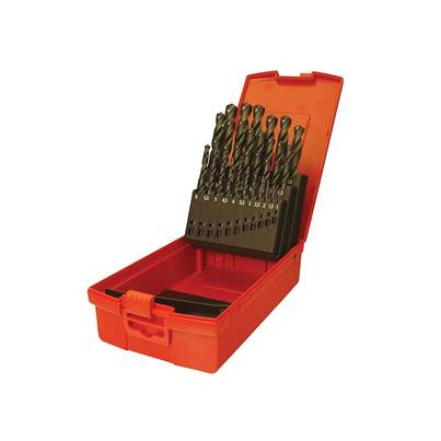 Dormer A190 Series Metric High Speed Steel Drill Sets
