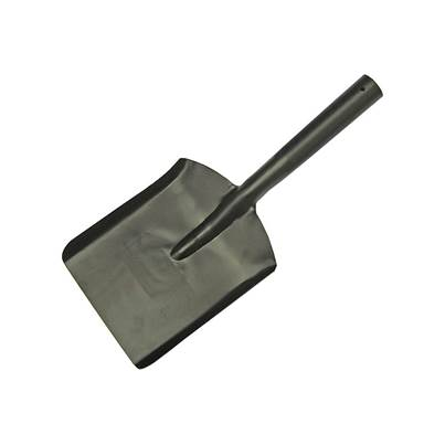 Faithfull Coal Shovel One Piece Steel 150mm