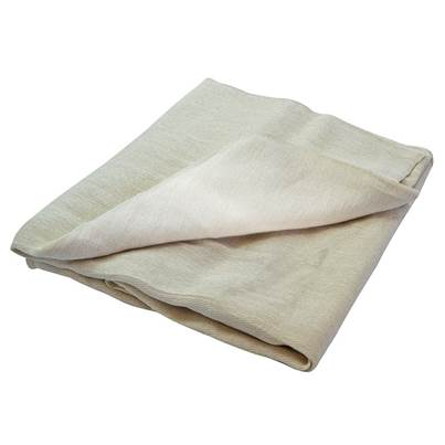 Faithfull Cotton Twill Polythene Backed Dust Sheet 3.6 x 2.8m