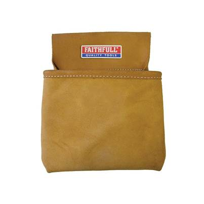 Faithfull Nail Pouch - Single Pocket