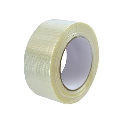 Faithfull Reinforced Crossweave Tape 50mm x 50m