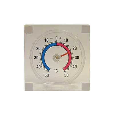 Faithfull Thermometer - Stick-on Window