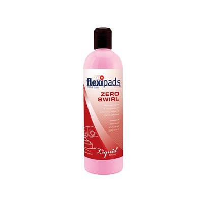 Flexipads World Class ZERO SWIRL Liquid Shine Red 500ml