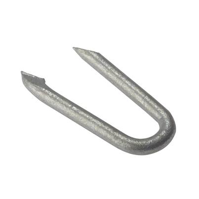 ForgeFix Netting Staples, Galvanised