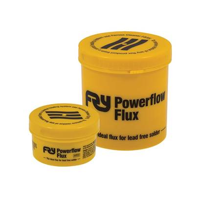 Frys Metals Powerflow Flux