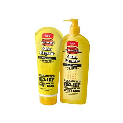 Gorilla Glue O'Keeffe's Skin Repair Body Lotion