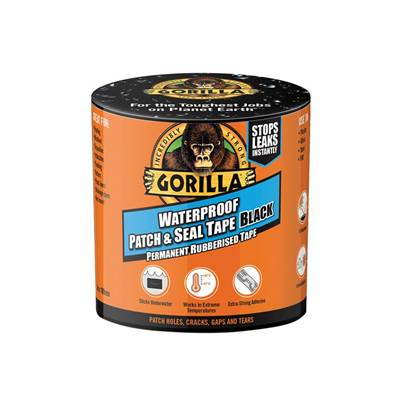 Gorilla Glue Waterproof Patch & Seal Tape 101.6mm x 3.04m