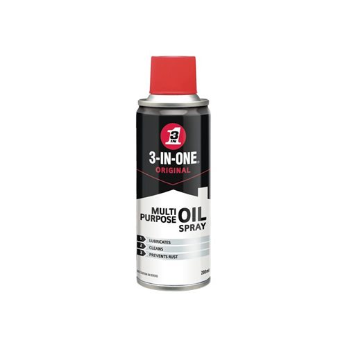 3-IN-ONE 3-IN-ONE Oil Aerosol Can 200ml