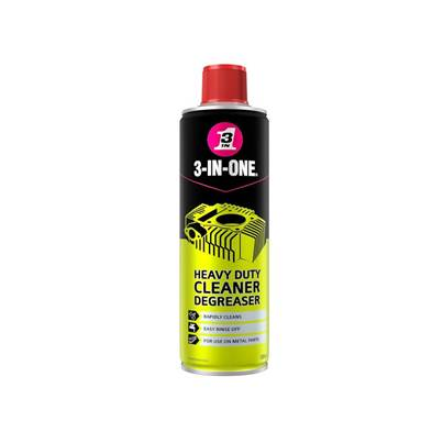 3-IN-ONE 3-IN-ONE Heavy-Duty Cleaner Degreaser 500ml
