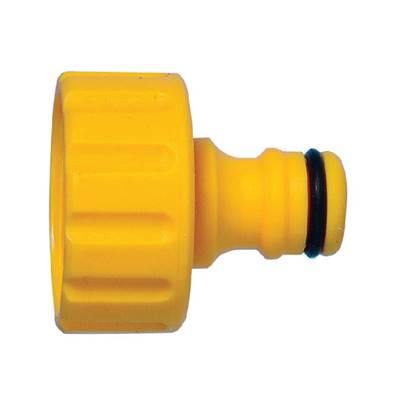 Hozelock 2158 Male Threaded Tap Connector 1in BSP Female Thread