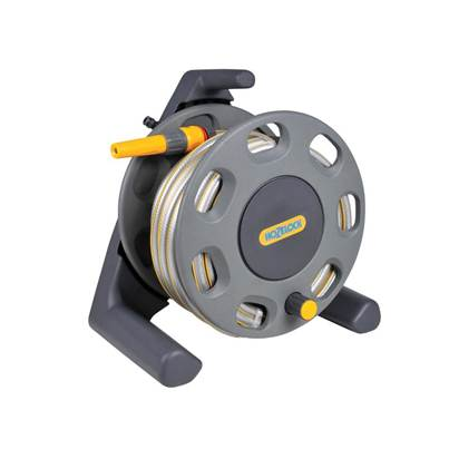Hozelock 2412R Compact Reel & 20m of 12.5mm Hose