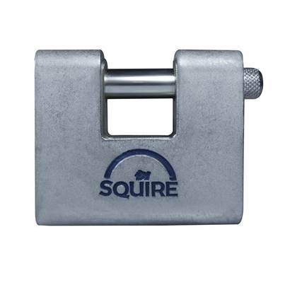Henry Squire Steel Armoured Warehouse Padlocks