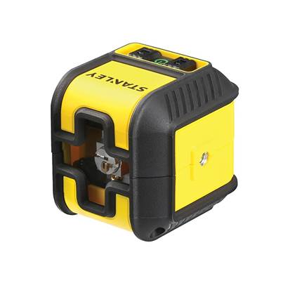 Stanley Intelli Tools Cubix™ Cross Line Laser Level (Green Beam)