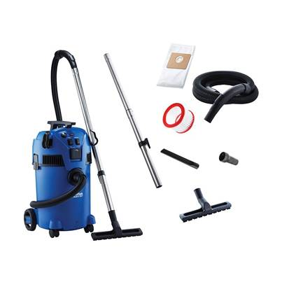 Kew Nilfisk Alto Multi ll 30T Wet & Dry Vacuum With Power Tool Take Off 1400W 240V