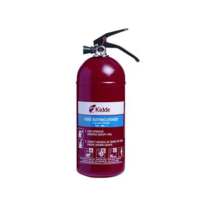 Kidde Fire Extinguisher Multipurpose 2.0kg ABC