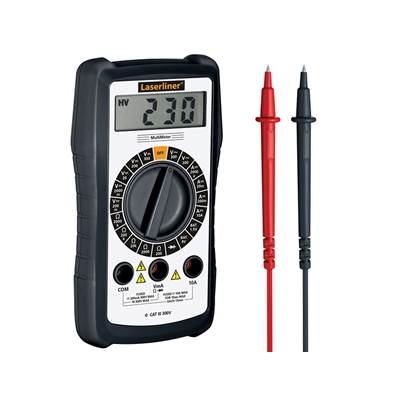 Laserliner Multimeter Digital - AC/DC Voltage Tester