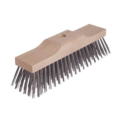 Lessmann Broom Head
