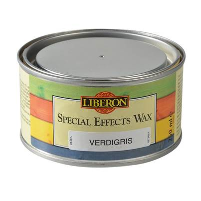 Liberon Verdigris Wax 250ml