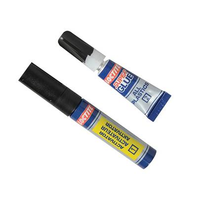 Loctite All Plastics Superglue 2g/4ml