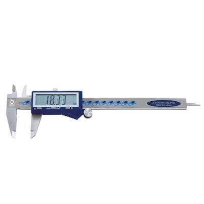 Moore & Wright Digital Caliper with Fractions 150mm (6in)