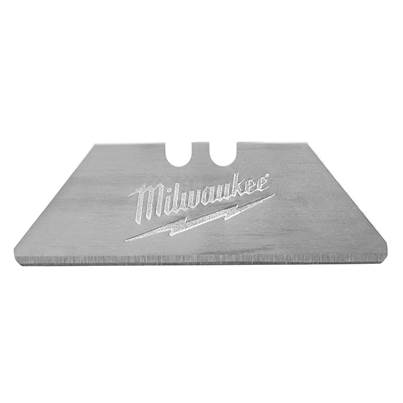 Milwaukee Hand Tools General Purpose Rounded Edge Utility Blades (Pack 5)