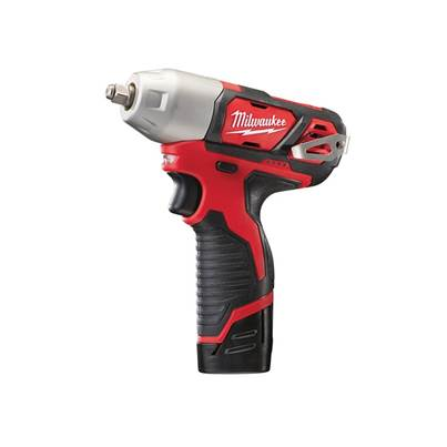 Milwaukee Power Tools M12 BIW38 Sub-Compact 3/8in Impact Wrench