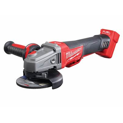 Milwaukee Power Tools M18 CAG 115XPDB Fuel™ Brushless Angle Grinder