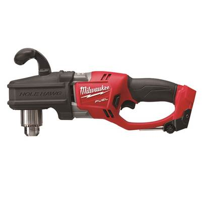 Milwaukee Power Tools M18 CRAD-0 FUEL™ Right Angle Drill 18V Bare Unit