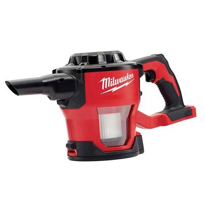 Milwaukee Power Tools M18 CV-0 Compact Hand Vac 18V Bare Unit