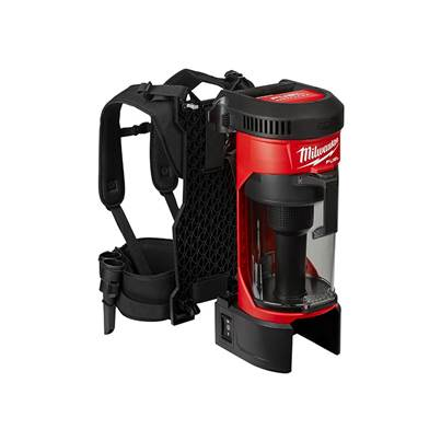 Milwaukee Power Tools M18 FBPV-0 FUEL™ Backpack Vacuum 18V Bare Unit