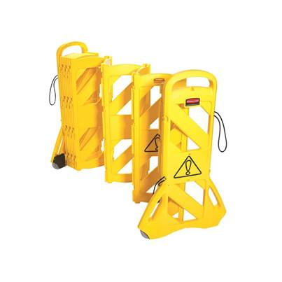 Miscellaneous 9S11 Portable Mobile Barrier Yellow