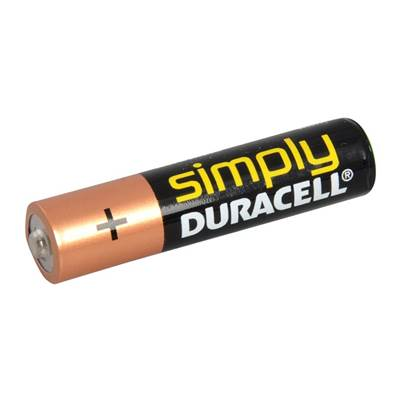 Miscellaneous Simply Duracell Battery