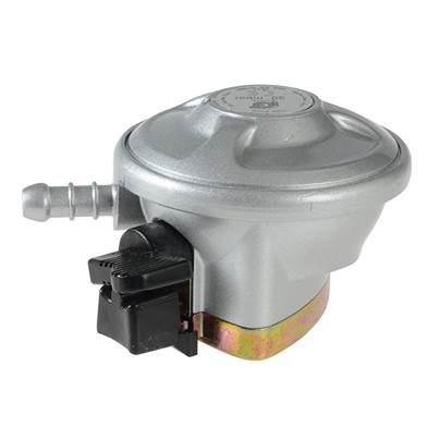 Miscellaneous 30 mbar 1.5kg/h Butane 20mm Clip Regulator