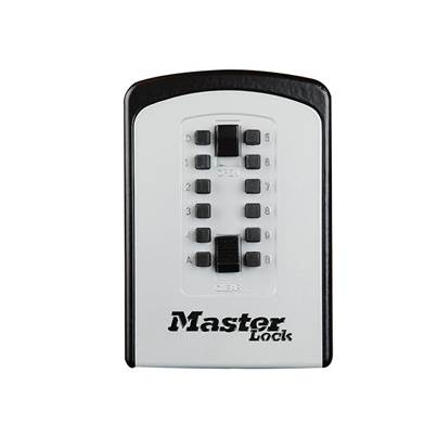 Master Lock 5412E Push-Button Select Access® Key Safe