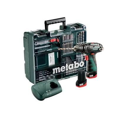 Metabo PowerMaxx SB Combi Mobile Workshop 10.8V 2 x 2.0Ah