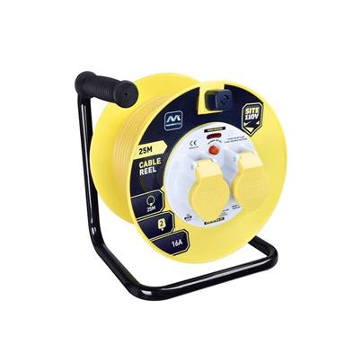 Masterplug Cable Reels 16A 110v