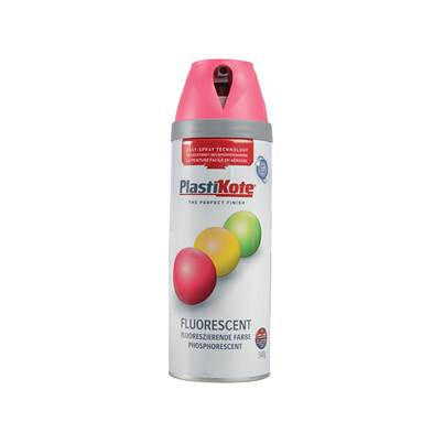 PlastiKote Twist & Spray Fluorescent
