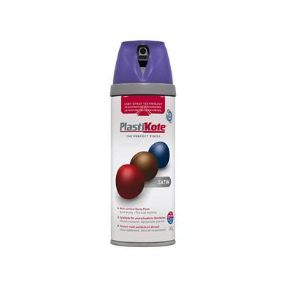 PlastiKote Twist & Spray Paint Satin