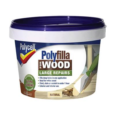 Polycell Polyfilla 2 Part Wood Filler