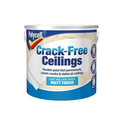 Polycell Crack-Free Ceilings