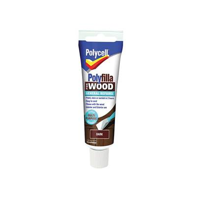 Polycell Polyfilla for Wood, General Repairs Tube