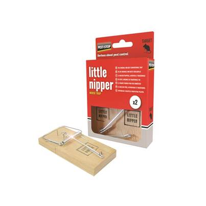 Pest-Stop Systems Little Nipper Mouse Trap